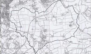 Plompton map