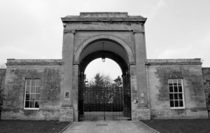 Rudding Gate
