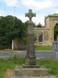 Saxon Cross